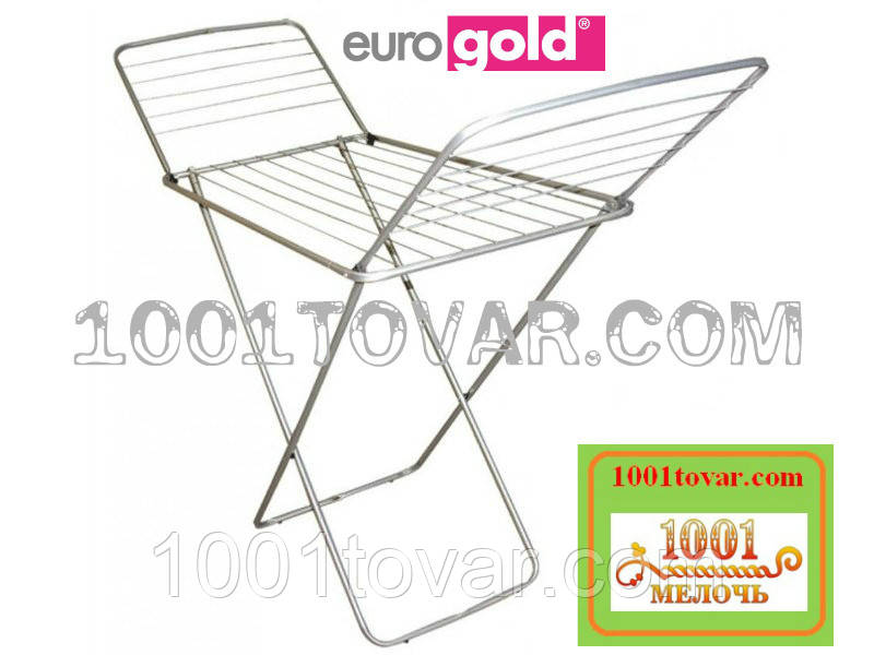 Сушка для білизни підлогова Eurogold Stabi 0503M