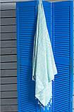 Полотенце пляжное Madagascar 100х180 ментоловый SoundSleep, фото 3
