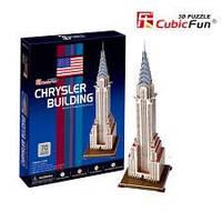 3D пазл CubicFun C Series Небоскреб Крайслер-билдинг