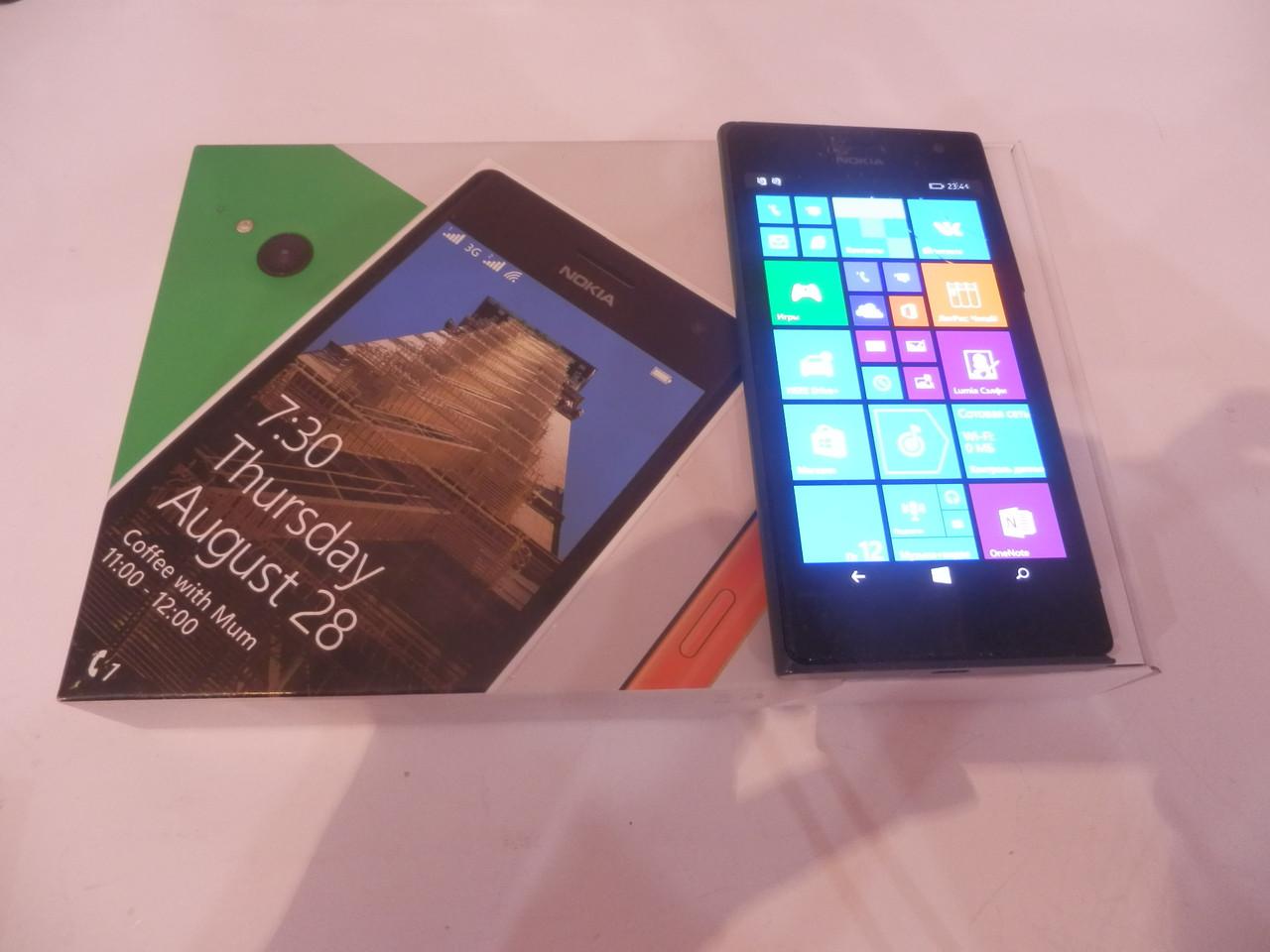 Nokia Lumia 730 DS Dark Grey (RM-1040) №5066 на запчастини