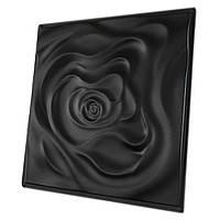 "Форма для 3D панелей ""Роза"" 500*500 мм"