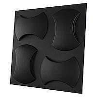 """Форма для модульных 3D панелей """"Клин"""" 250*170 мм"""