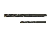 Сверло твердосплавное  8.0х117х75мм ВК8, по металлу с напайными пластинами, ц/х