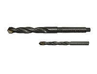 Сверло твердосплавное  9.5х125х81мм ВК8, по металлу с напайными пластинами, ц/х  ГОСТ 22735