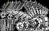 Фреза дисковая 3-х сторонняя  80х27х14 мм, Z=18 Р6М5
