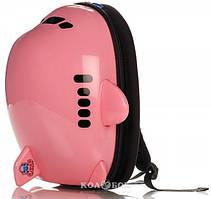 Рюкзак машинка Ridaz Аirplane  Рюкзак машинка Ridaz Аirplane Pink