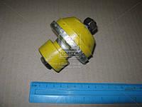 Подушка опоры двиг. УАЗ 452,469 задняя в сб. (СИЛИКОН) пр-во Украина 452-1001020