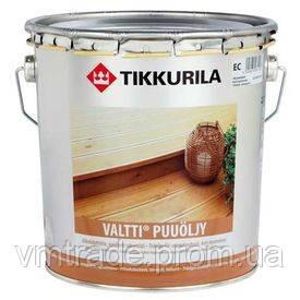Масло для дерева Тиккурила Валтти, 9л - ВМ ТРЕЙД в Киеве