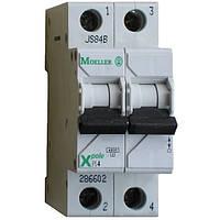 Автоматический выключатель PL 4- 2p.C16А