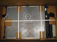 Радиатор BMW 5-SER E34 MT/AT 89- (Ava) BW2121
