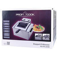 Фритюрница Profi Cook PC-FR 1038 3000 Вт, фото 1