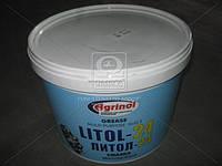 Смазка Литол-24 Агринол (Ведро 10л/9кг) 4102789964