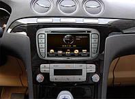 Штатная магнитола Ford Focus 2, Mondeo 2008+, C-Max, S-Max, Galaxy new