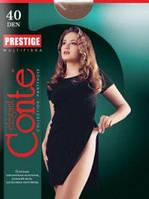 Колготки женские Conte Prestige multifibra 40 Den 6 размер Bronz, фото 1