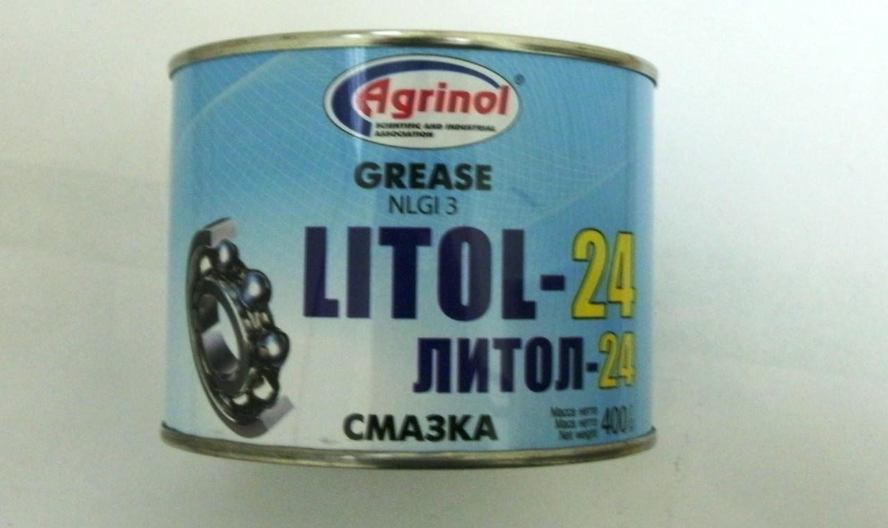 Литол-24 (0,4 кг)