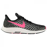 Кроссовки Nike Air Zoom Pegasus 35 Black Pink - Оригинал e4f3e3d8e26a3