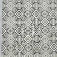 Декоративная ткань для штор, ромбы, серо-белый, фото 2