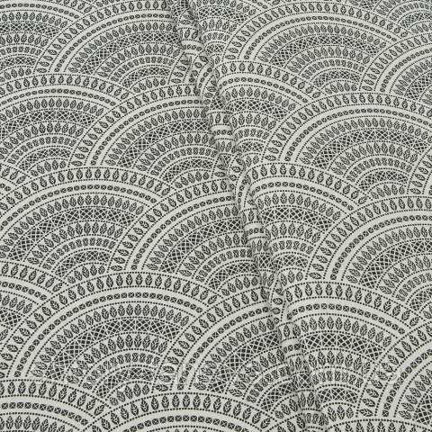 Декоративная ткань для штор, веера