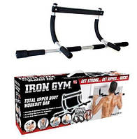 Iron Gym Турник тренажер в дверной проем Айрон Жим