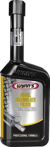 Diesel Particulate Filter Regenerator - восстановление сажевых фильтров