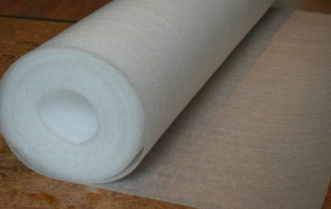 Вспененный полиэтилен, полотно, подложка 10мм ( 50м )