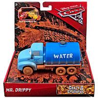 Бешеная восьмерка Увеличенная модель Мистер Капли Cars Mattel DYB20