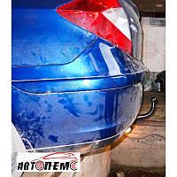 Фаркоп условносъемный Chery M11 (sedan)2011-... ТМ Вастол