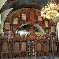 Иконостас в Барочном стиле, 🌲 Ольха, фото 1