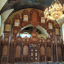 Иконостас в Барочном стиле, 🌲 Ольха