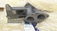 Патрубок-кронштейн левый 240Н-1008480 производство ЯМЗ, фото 1