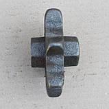 Звездочка z-7 d-20 двусторонняя распределительного шнека (Н.023.202), фото 3