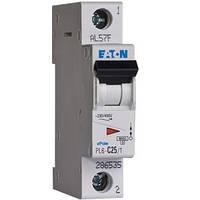 Автоматический выключатель PL 4- 1p.C16А