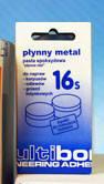 """Эпоксидный клей-паста двухкомпонентная """"Жидкий металл"""" (Multibond-16 s) 100 g"""
