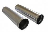 Труба водосточная металлическая оцинкованная Ø 230 мм