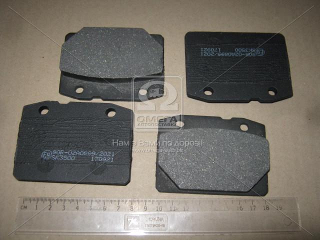 Колодка торм. MAZDA 323 C IV (BG), 323 C V (BA), 323 F IV (BG) передн. (пр-во LPR)05P366