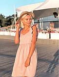 Летнее женское платье. Размер 42-44, фото 3