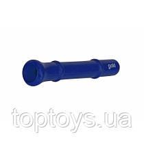 Goki Музыкальный инструмент Труба синяя UC242G-2