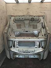 Кузов задняя часть Рено Меган 2 Седан б/у
