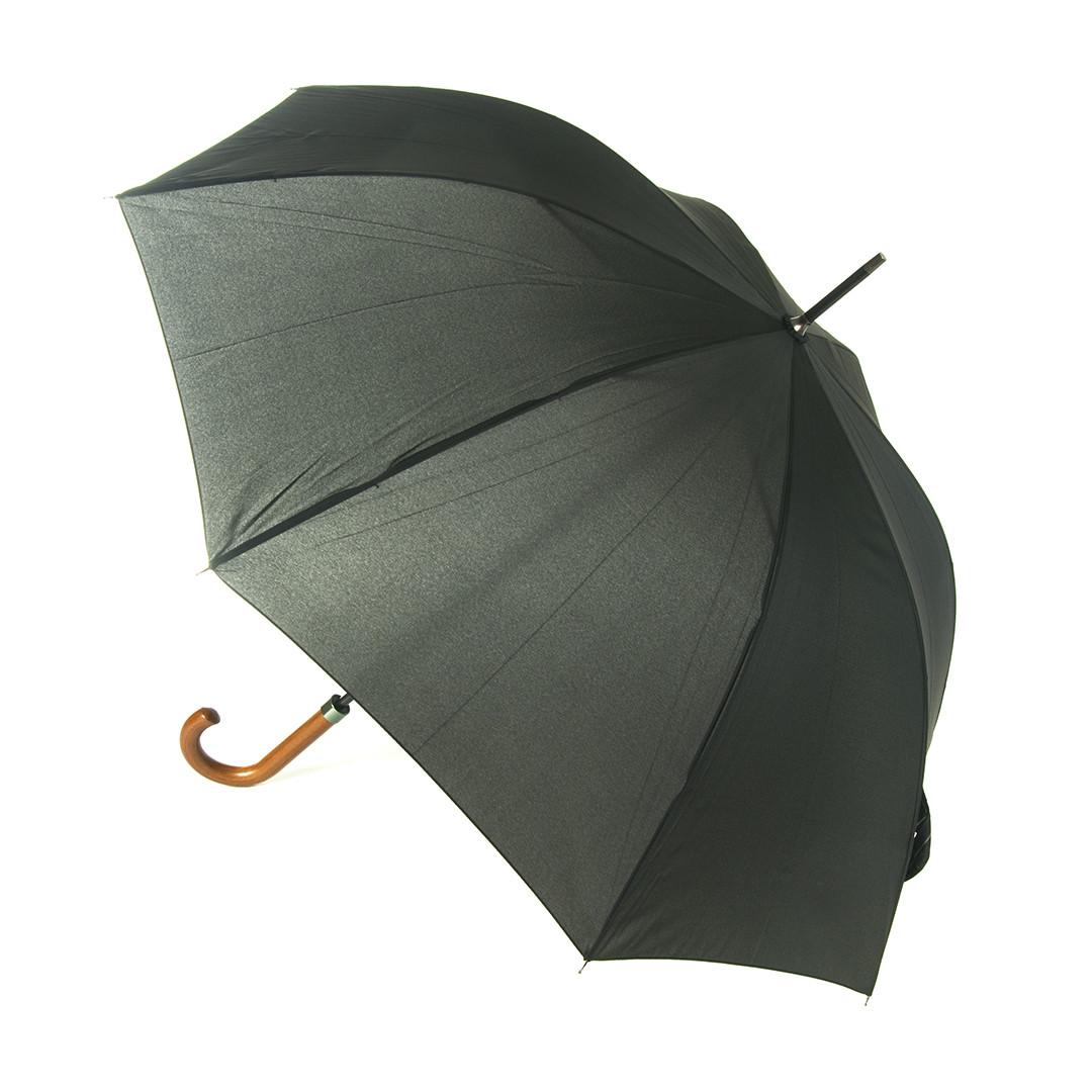 Зонт-трость C-Collection Черный (134_3)