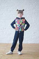 Спортивные костюмы для девочек  оптом (3-6 лет) Украина, фото 1