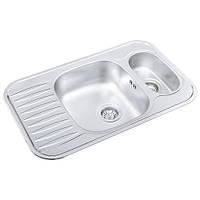 Кухонная мойка из нержавеющей стали COР 775.490.15(полировка)