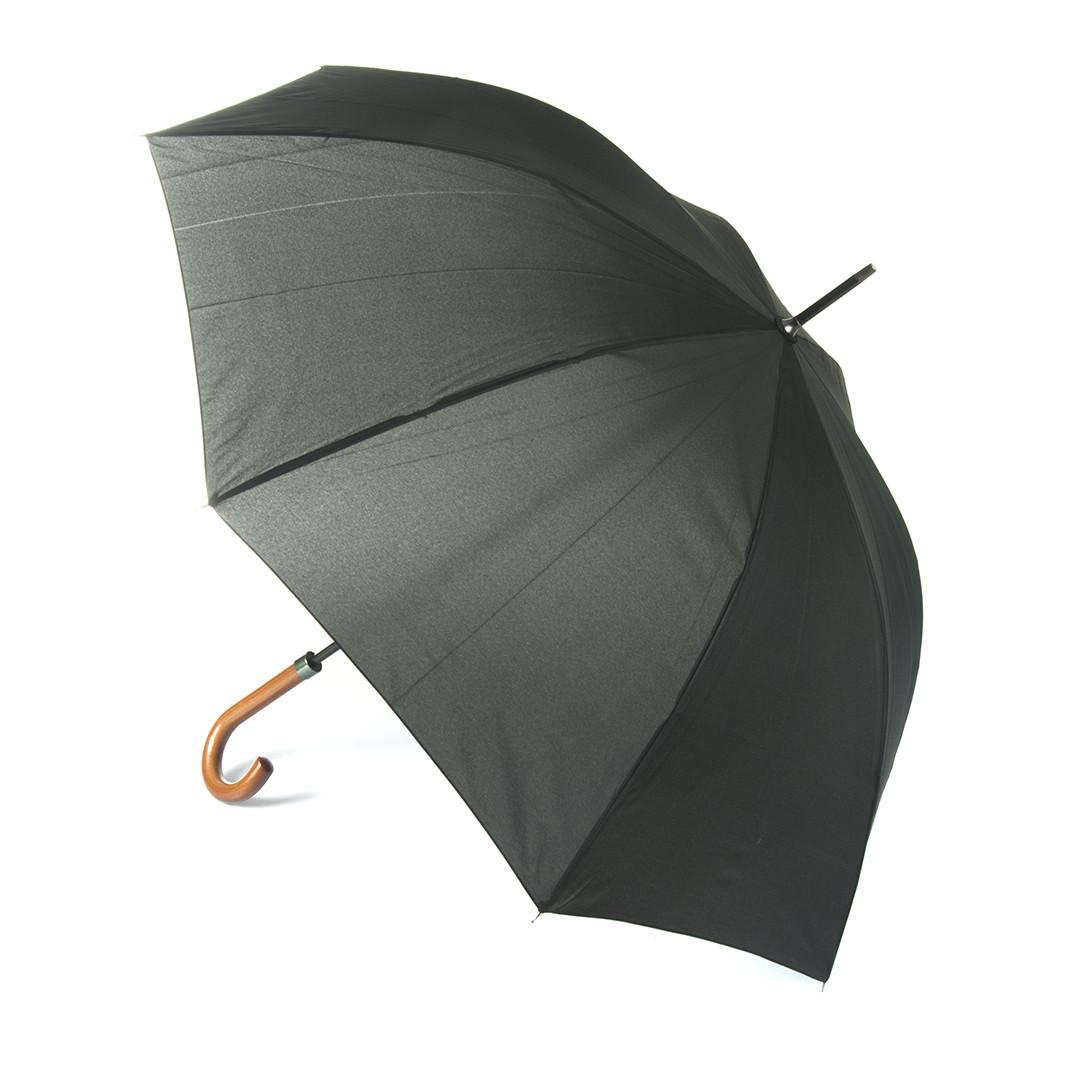 Зонт-трость C-Collection Черный (134_2)