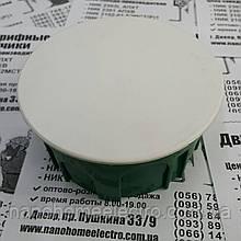 Распределительная коробка в бетон 100х50  Schneider