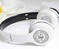 Наушники WIRELESS Bluetooth P45 white