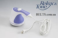 Вибрационный массажер для тела Релакс Делюкс Relax Deluxe (5 насадок), фото 1