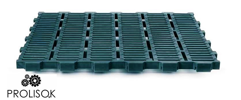 Решетки щелевого пола 200 x 600 mm (до 200 kg/m²)
