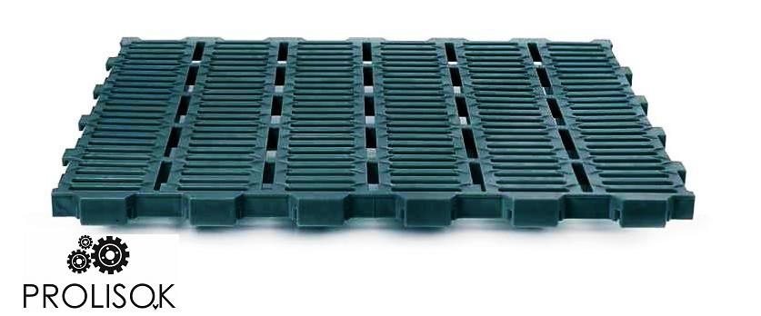 Решітки щілинної підлоги 200 x 600 mm (до 200 kg/m2)
