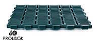 Решетки щелевого пола для поросят 400 x 600 mm (до 120 kg/m²)