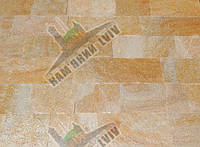 "Плитка Сланец ""Золотые пески"" KLVIV / шир. 15 см x L , фото 1"
