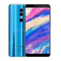 Смартфон UMiDIGI A1 Pro 3/16gb Blue MediaTek MT6739T 3150 мАч